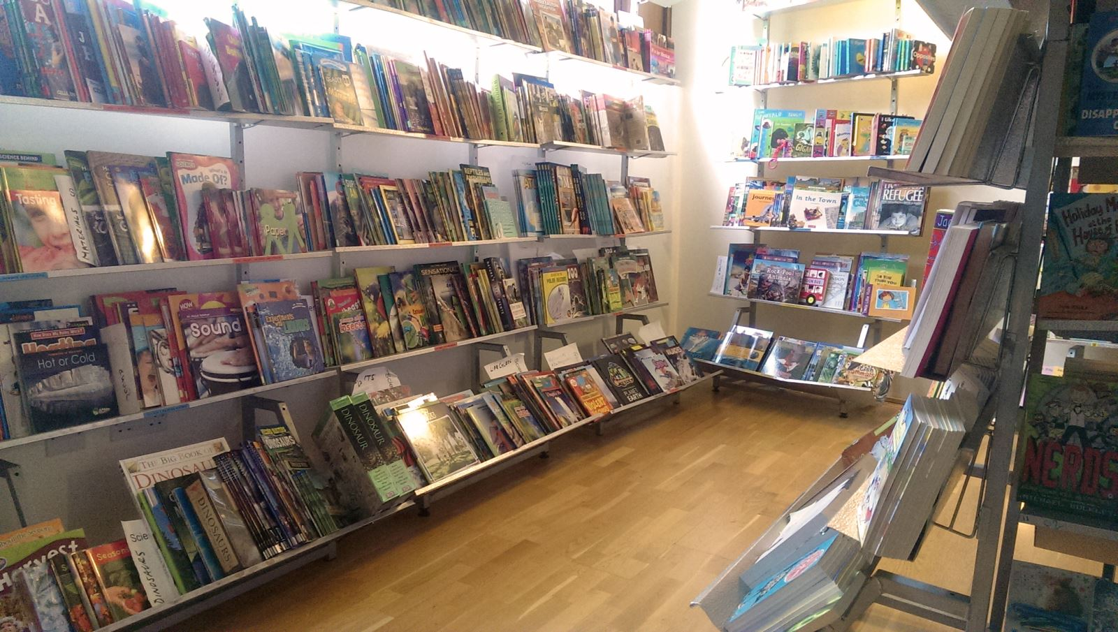Children's Bookshop south east London