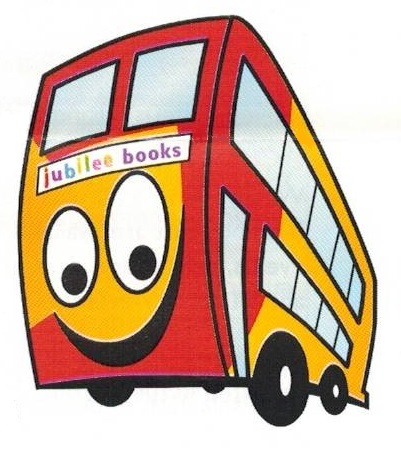 Bookbus cartoon
